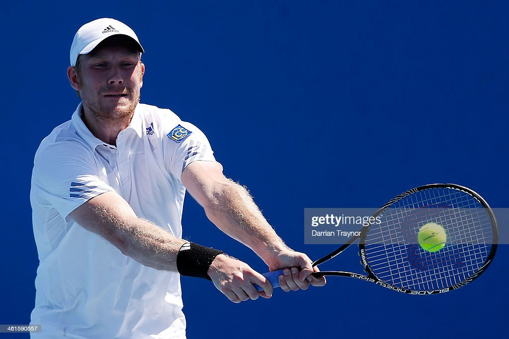 2014 Australian Open Qualifying