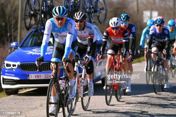 Matthias Brandle of Austria and Team Israel Cycling Academy / during the 4th Tour de La Provence 2019 Stage 2 a 1956km race from Istres to La Ciotat...