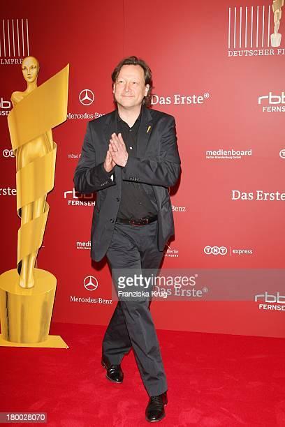 """Matthias Brandt Bei Der Nominierungsveranstaltung Zum """"Deutschen Filmpreis"""" Im Hotel Concorde In Berlin Am 110408 ."""