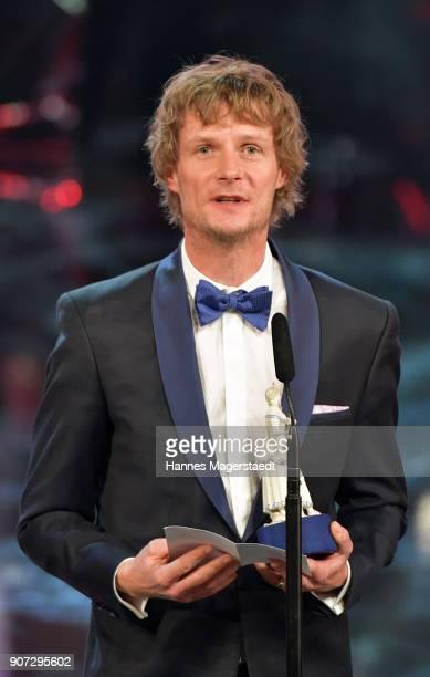 Matthias Fleischer during the Bayerischer Filmpreis 2017 at Prinzregententheater on January 19 2018 in Munich Germany