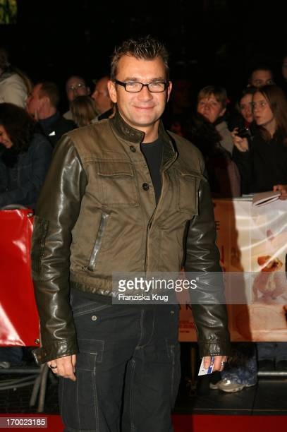 Matthias Freihof In Germany at Premiere In my sister's shoes in the In Des Cinestar Sony Center Berlin