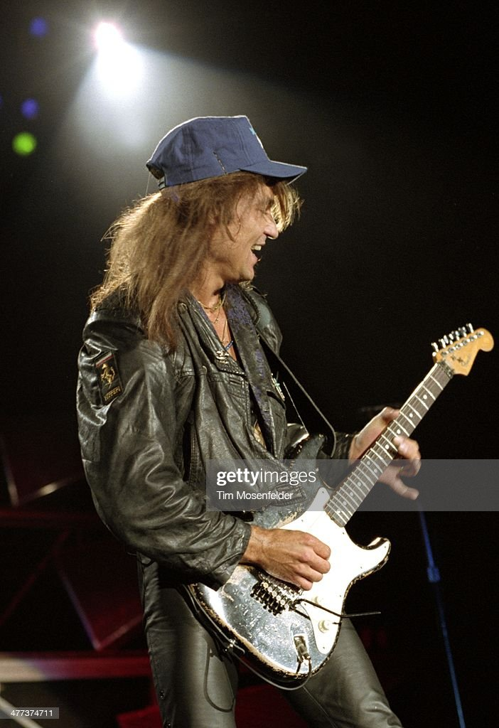 Scorpions In Concert 1991 - Mountain View CA : News Photo