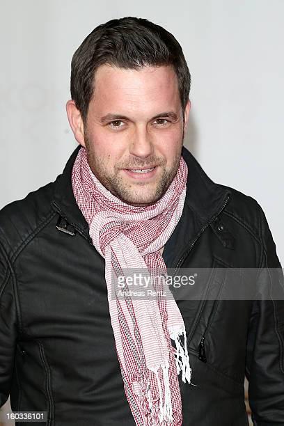 Matthias Killing attends 'Kokowaeaeh 2' Germany Premiere at Cinestar Potsdamer Platz on January 29 2013 in Berlin Germany