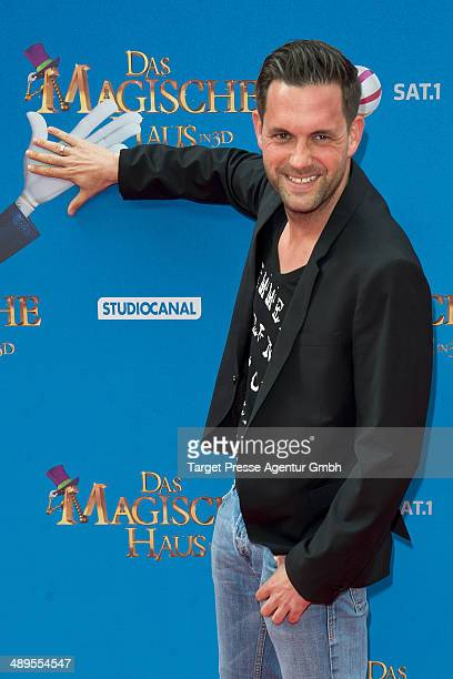 Matthias Killing attends the 'Das magische Haus' Premiere at Cinemaxx on May 11, 2014 in Berlin, Germany.