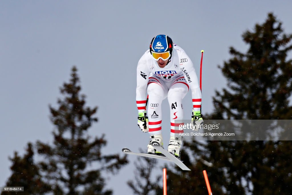Audi FIS Alpine Ski World Cup Finals - Men's and Women's Downhill : Fotografía de noticias