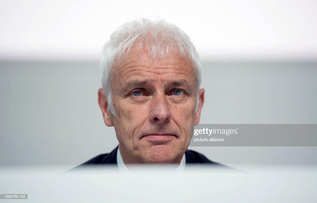 Audi general meeting : News Photo