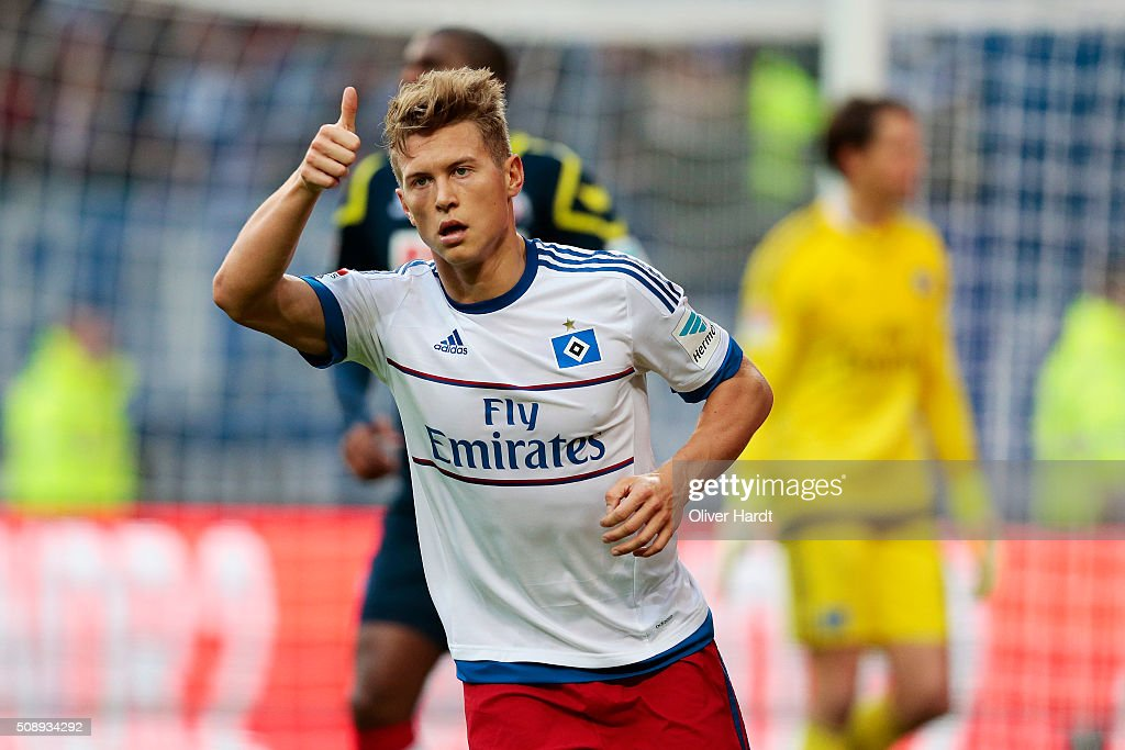 Hamburger SV v 1. FC Koeln - Bundesliga : News Photo