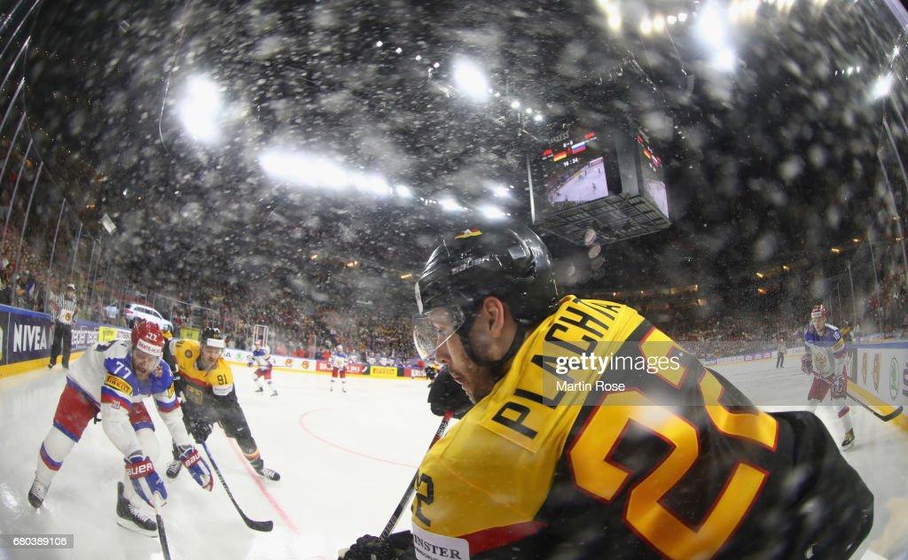 Germany v Russia - 2017 IIHF Ice Hockey World Championship