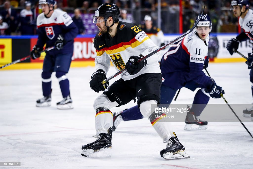 Slovakia v Germany - 2017 IIHF Ice Hockey World Championship