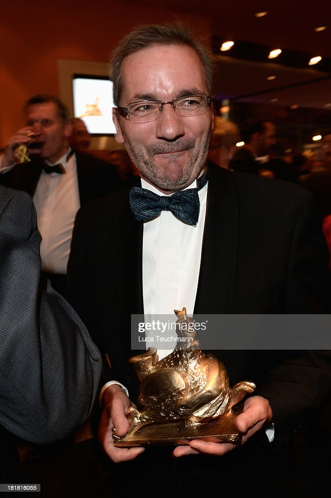 Matthias Platzeck attends the Goldene Henne 2013 at Stage Theater on September 25, 2013 in Berlin, Germany.