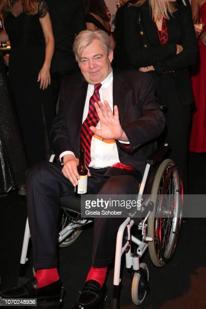 Matthias Prinz husband of Alexandra von Rehlingen during the Ein Herz Fuer Kinder Gala at Studio Berlin Adlershof on December 8 2018 in Berlin Germany