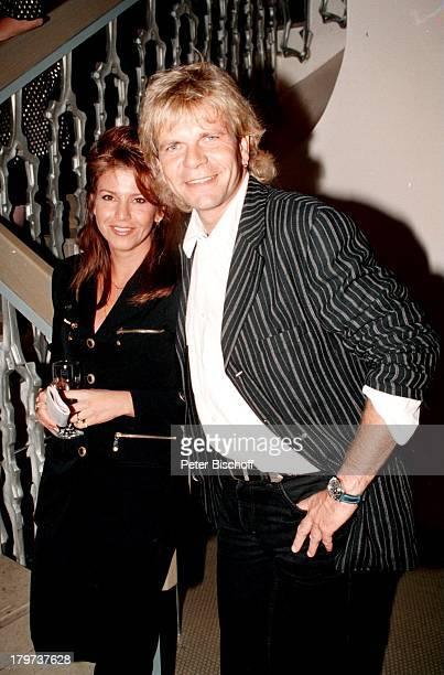 Matthias Reim mit Ehefrau Mago Sänger Promis Prominenter Prominente