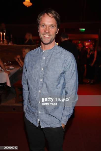 Matthias Schloo during the Cornelia Poletto Palazzo Gala Premiere on November 10 2018 in Hamburg Germany