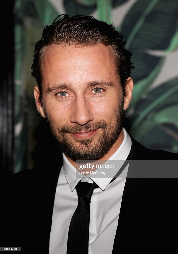 "The Cinema Society with Dior & Vanity Fair Host A Screening Of ""Rust And Bone"" - After Party : News Photo"