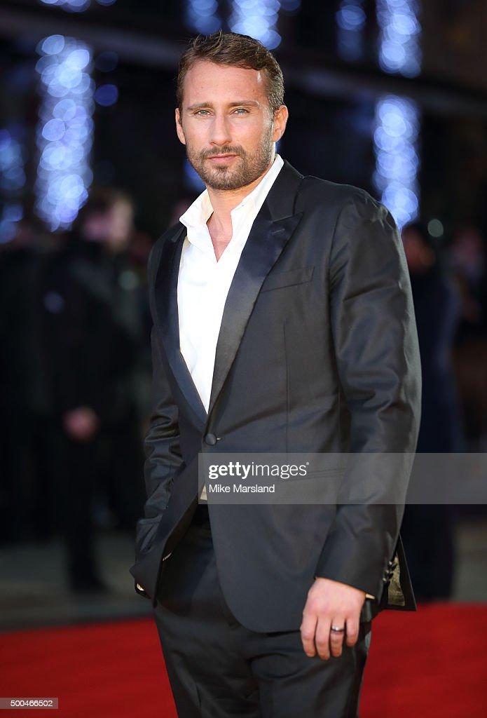 """The Danish Girl"" - UK Film Premiere - Red Carpet Arrivals : News Photo"
