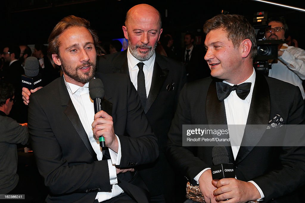Backstage - Cesar Film Awards 2013 : News Photo