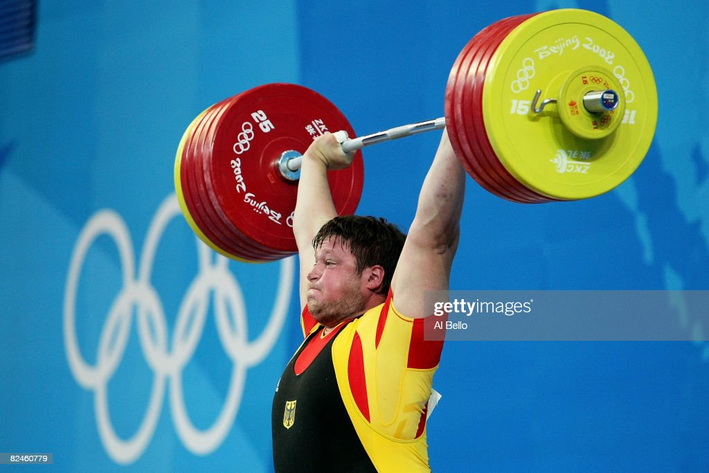 Olympics Day 11 - Weightlifting : News Photo