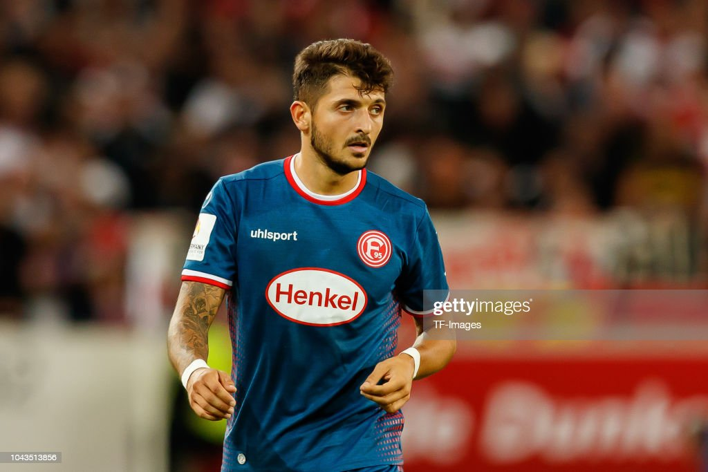 VfB Stuttgart v Fortuna Duesseldorf - Bundesliga : News Photo