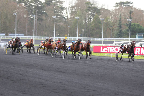 FRA: Horse Racing - Vincennes Meeting