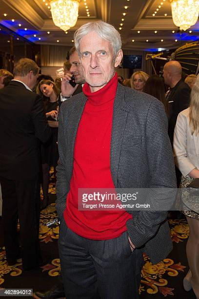Matthieu Carriere attends Movie Meets Media at Ritz Carlton on February 6 2015 in Berlin Germany
