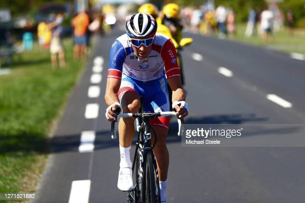 Matthieu Ladagnous of France and Team Groupama - FDJ / during the 107th Tour de France 2020, Stage 11 a 167,5km stage from Chatelaillon-Plage to...