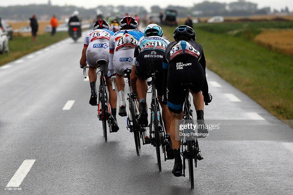 Le Tour de France 2015 - Stage Five : ニュース写真
