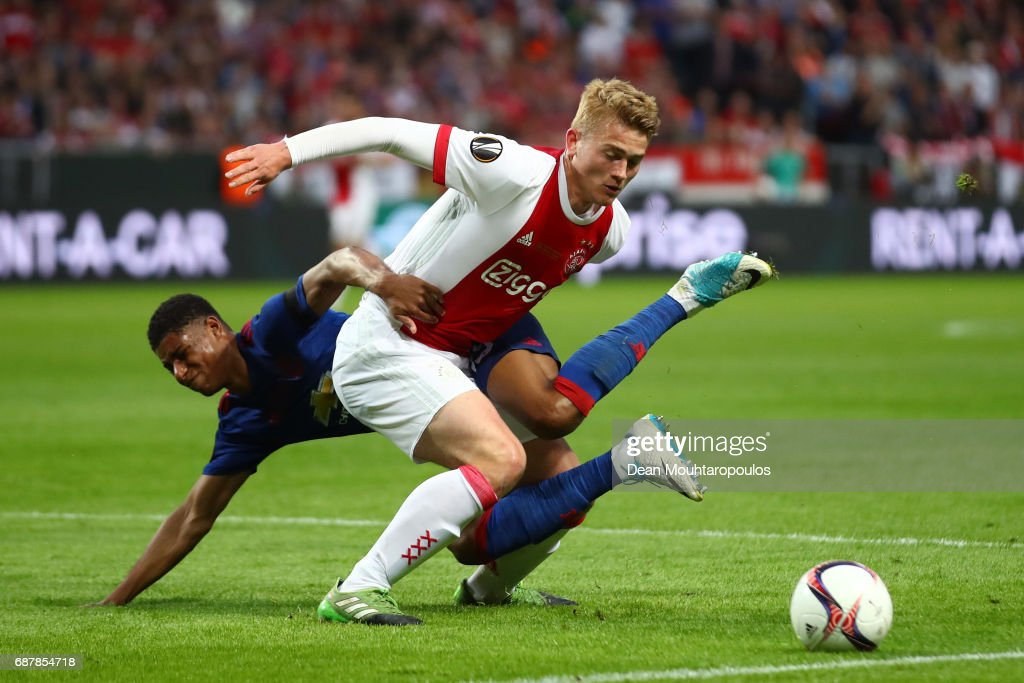 Ajax v Manchester United - UEFA Europa League Final : Foto di attualità
