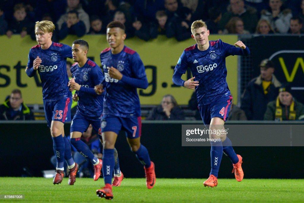 NAC Breda v Ajax - Eredivisie
