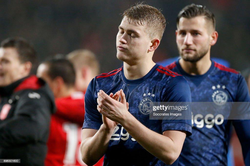 FC Twente v Ajax - KNVB Cup