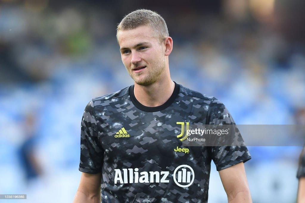 SSC Napoli v Juventus FC - Serie A : News Photo