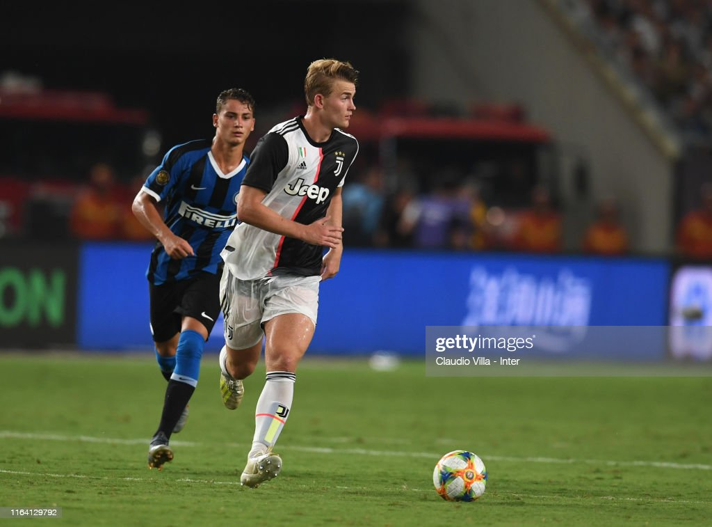 Juventus v FC Internazionale - 2019 International Champions Cup : News Photo
