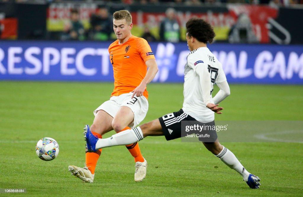 Germany v Netherlands - UEFA Nations League A : News Photo