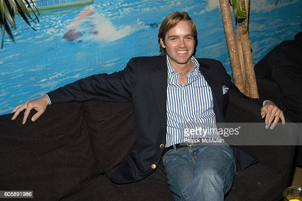 Matti Anttila attends JORDANA BREWSTER's Blame it on Rio Birthday Party hosted by CABANA CACHACA at Bungalow 8 on April 20 2006 in New York City