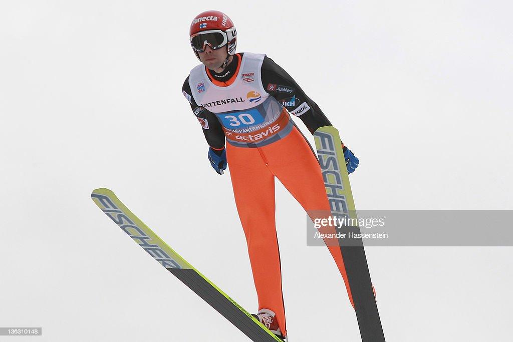 Four Hills Tournament - Partenkirchen Day 2