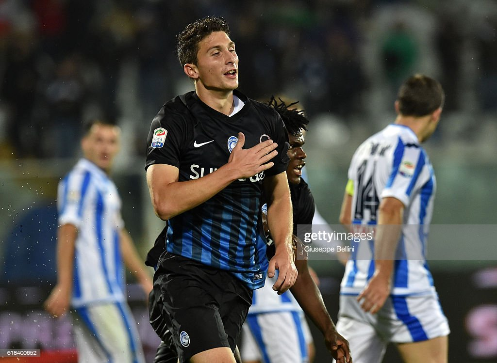 Pescara Calcio v Atalanta BC - Serie A : News Photo