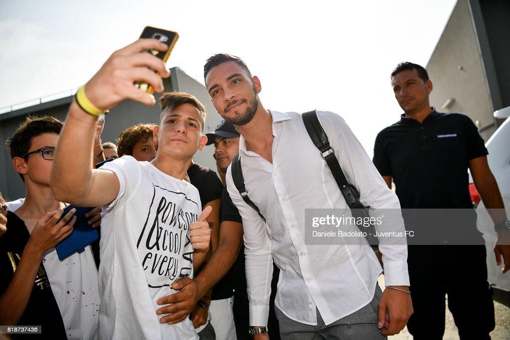 Juventus New Signing Mattia De Sciglio Medical Tests : News Photo