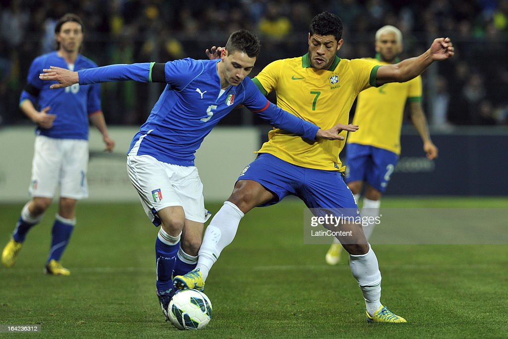 Italy v Brazil - FIFA Friendly Match : News Photo