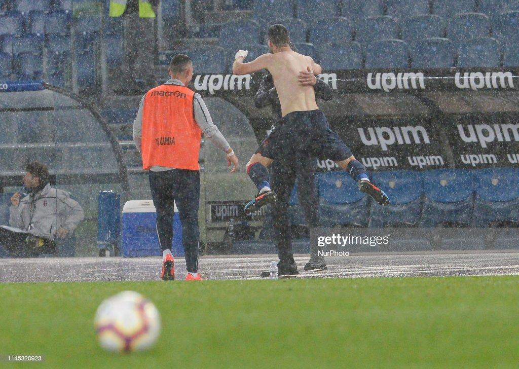 Lazio v Bologna - Serie A : News Photo
