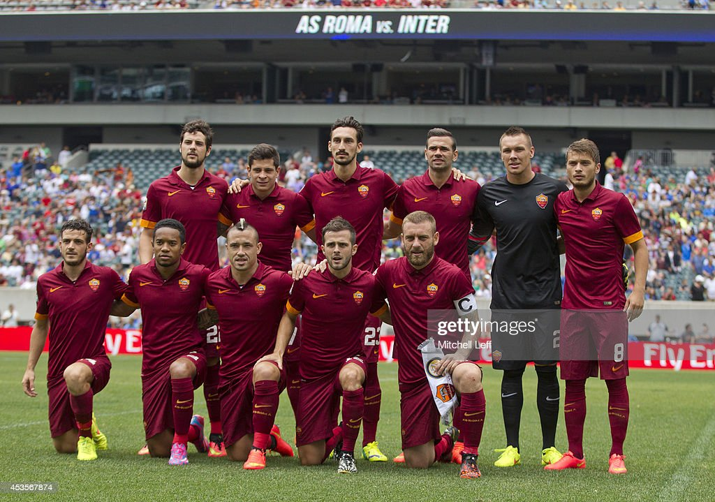 International Champions Cup 2014 - AS Roma v FC Internazionale Milano