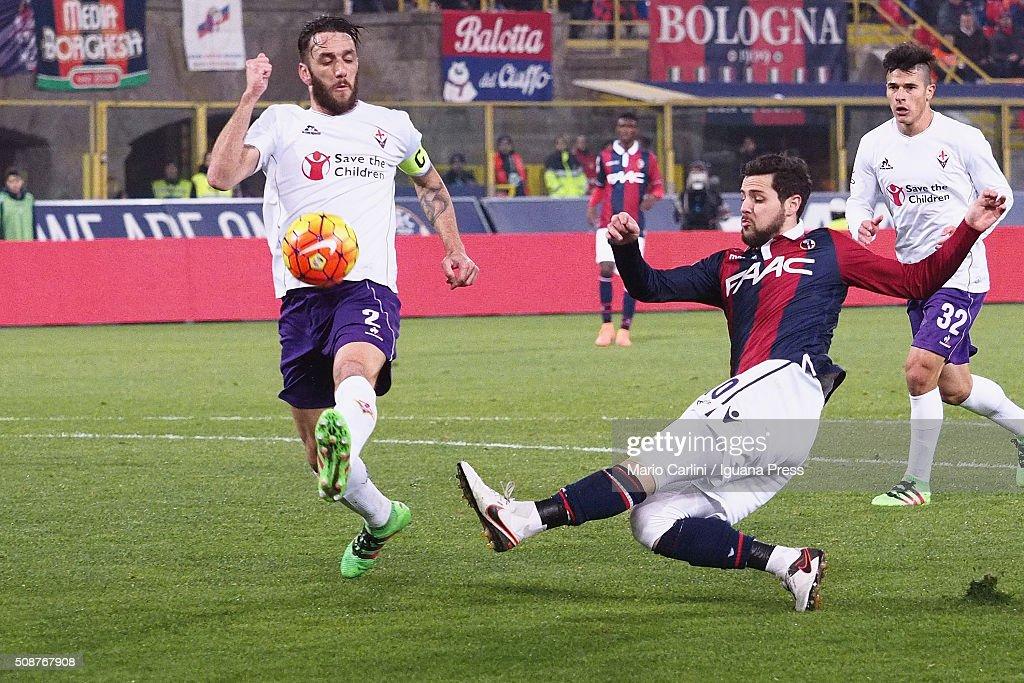 Bologna FC v ACF Fiorentina - Serie A : News Photo