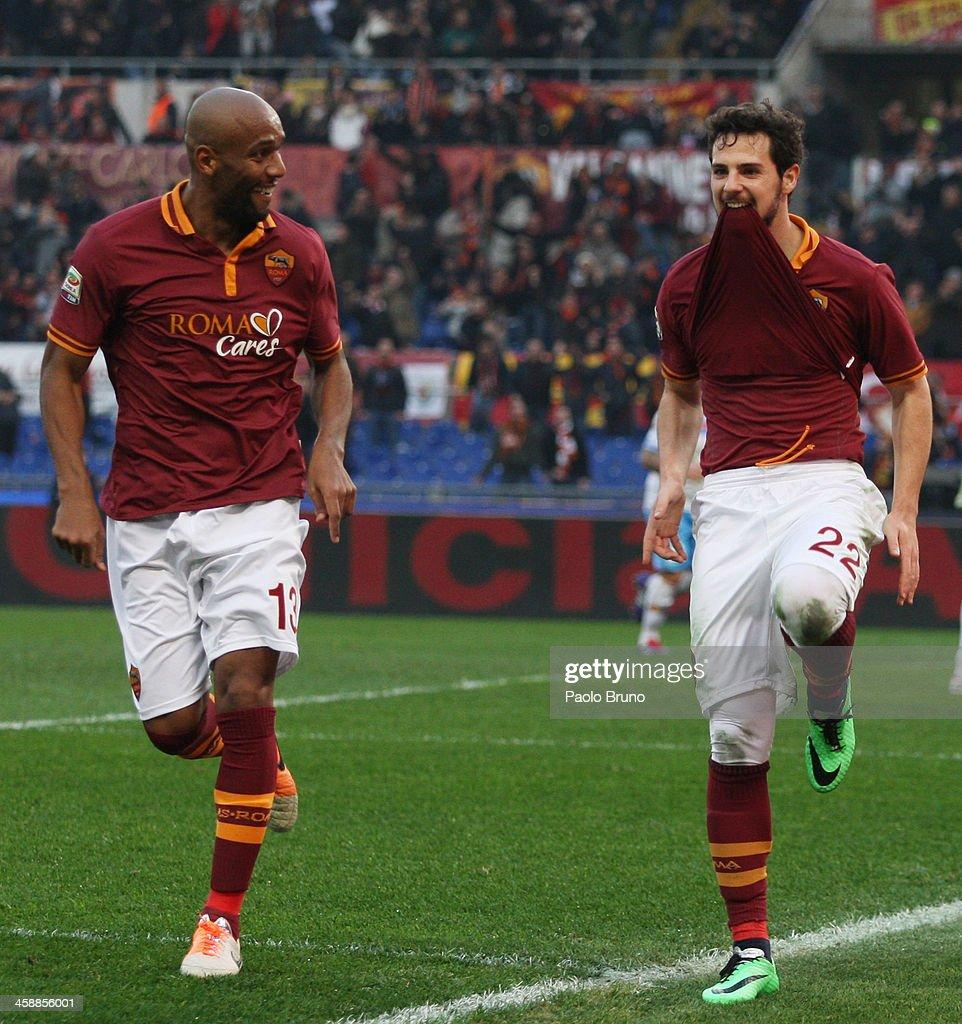 AS Roma v Calcio Catania - Serie A