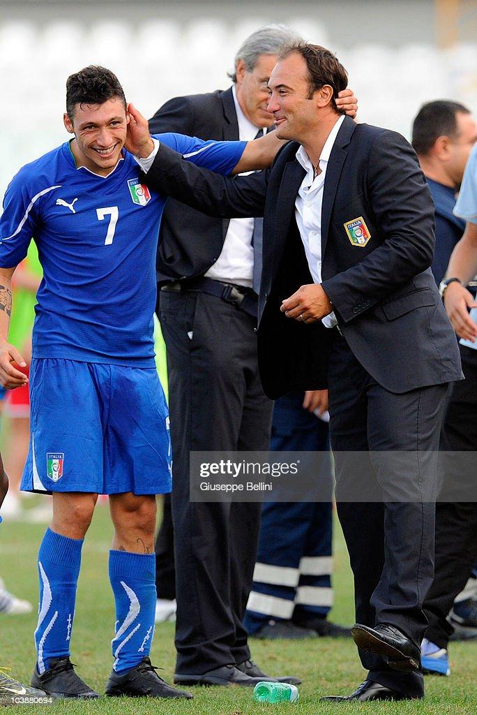 Italy v Wales - UEFA U21 Championship