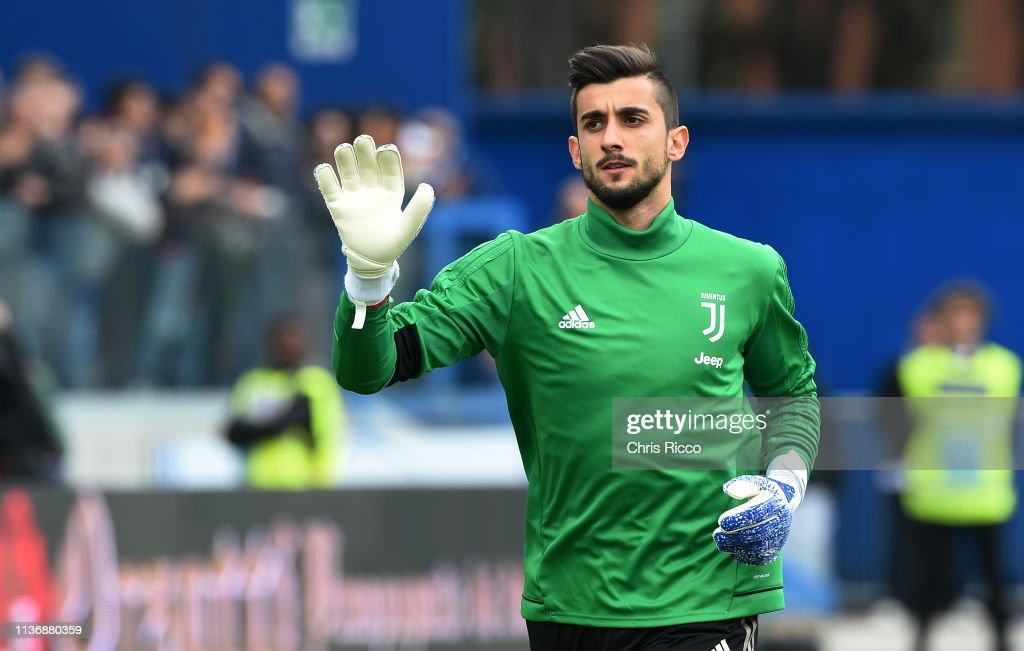SPAL v Juventus - Serie A : News Photo