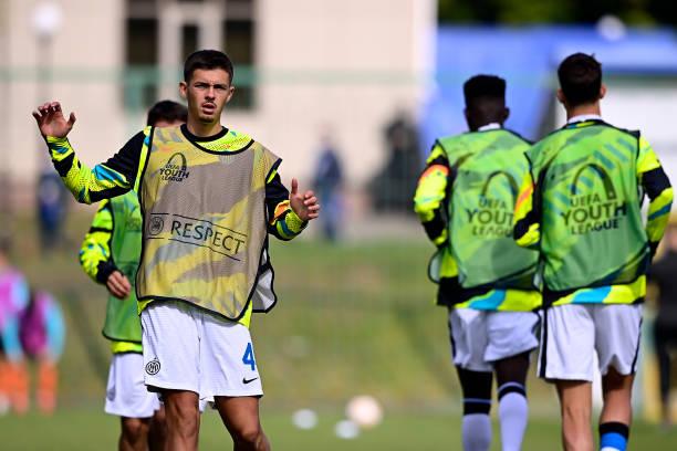 UKR: Shakhtar Donetsk U19 v Inter U19: Group D - UEFA Champions League