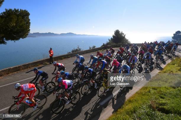 Mattia Viel of Italy and Team Androni Giocattoli - Sidermec / Danilo Celano of Italy and Team Amore & Vita - Prodir / Christopher Lawless of Great...