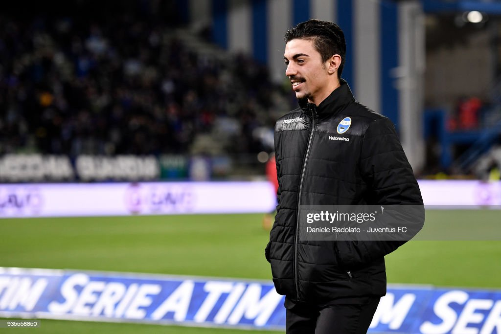 Mattia Vitale of Spal during the serie A match between Spal and Juventus at Stadio Paolo Mazza on March 17, 2018 in Ferrara, Italy.
