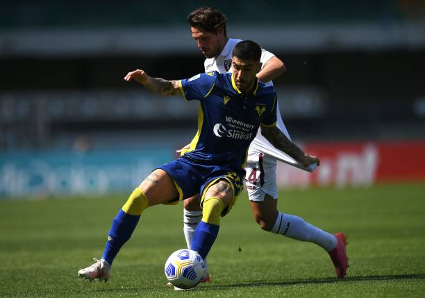 ITA: Hellas Verona FC  v Torino FC - Serie A