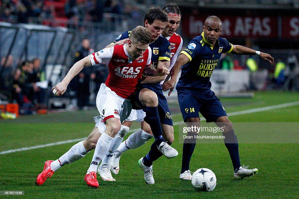 AZ Alkmaar v SC Cambuur - Eredivisie