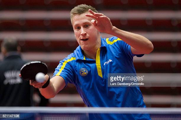 154 Mattias Karlsson Table Tennis Player Photos And Premium High Res Pictures Getty Images