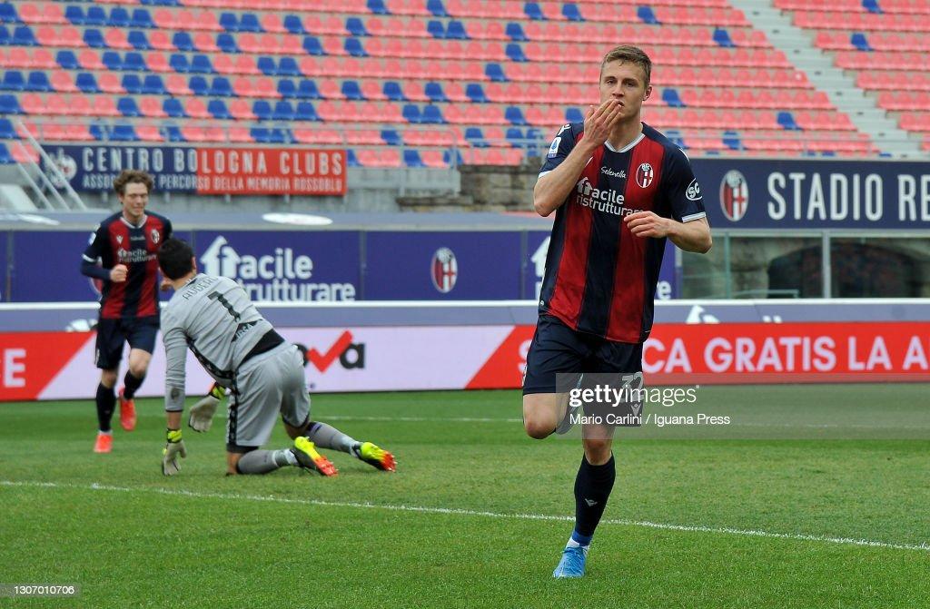 Bologna FC  v UC Sampdoria - Serie A : News Photo